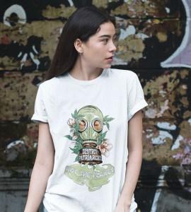 destroy toxic t-shirt