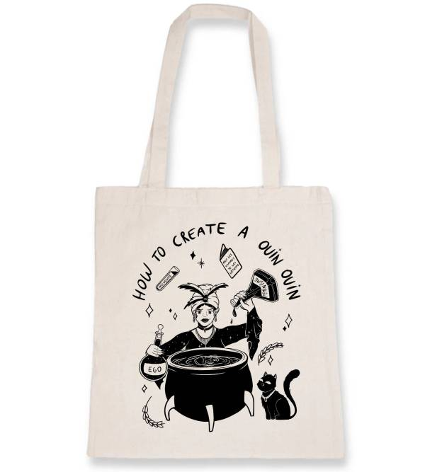 Totebag - How to create a ouin ouin