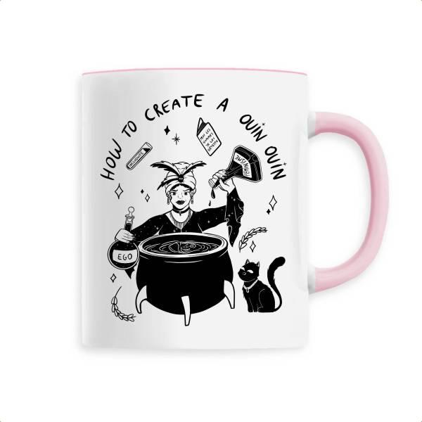 Mug - How to create a ouin ouin