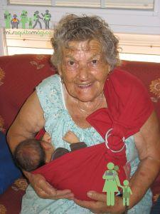 Abuela cangura,