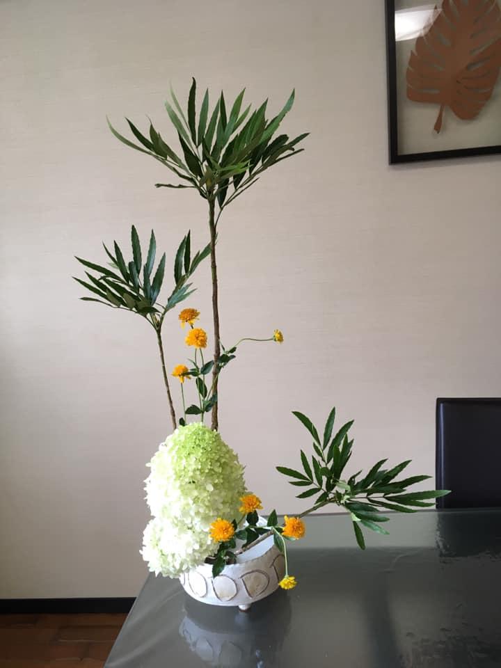 草月流師範申請 | 花のメッセンジャーMISATO