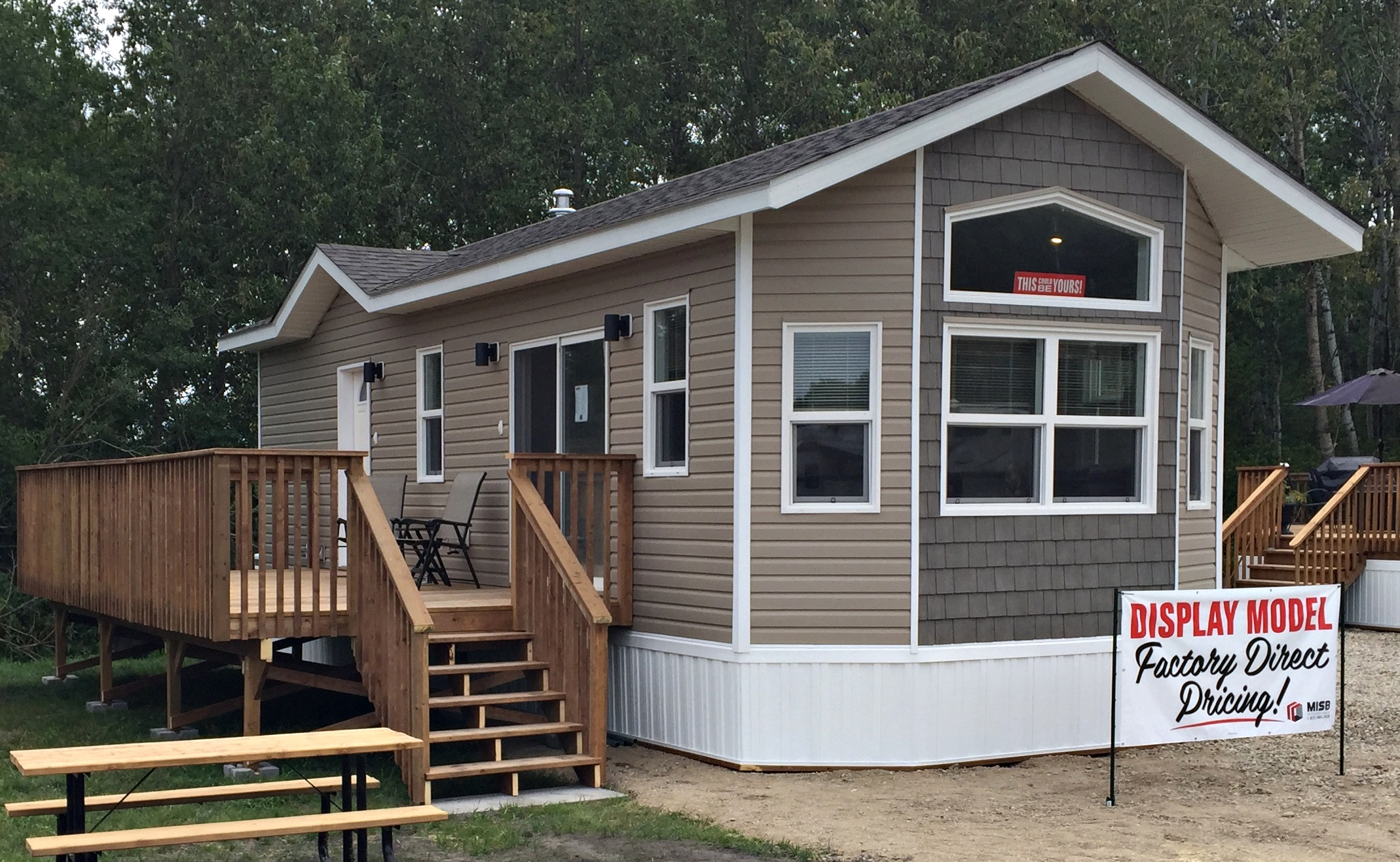 Mobile and Modular Homes  MISB  Modular Industrial