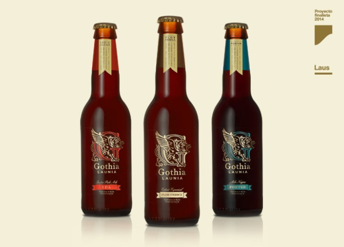 packaging de origen cerveza artesanal