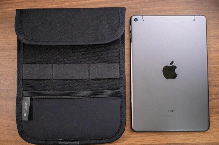 DSPTCH(ディスパッチ) iPad miniケースのサイズ・大きさ