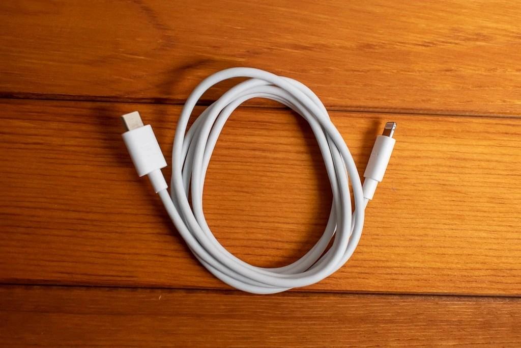 Belkin Boost Chargeシリーズ USB-C to ライトニングケーブル