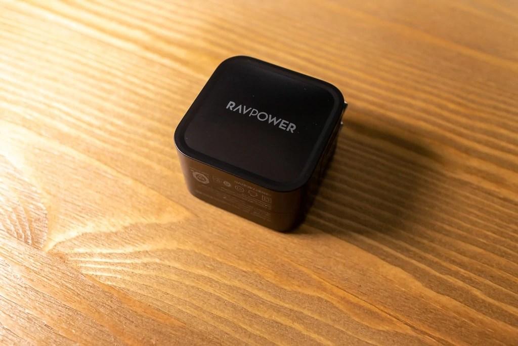 RAVPower RP-PC112のサイズと重量