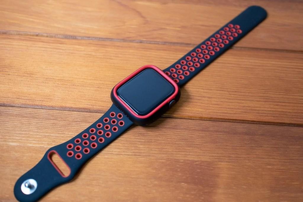RhinoShield Apple Watch CrashGuard NXバンパーケースはデザインカスタマイが可能