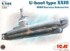 Type XXIII UBoat Review by Glen Porter (ICM 1144)