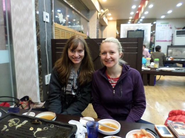 Natallia & I