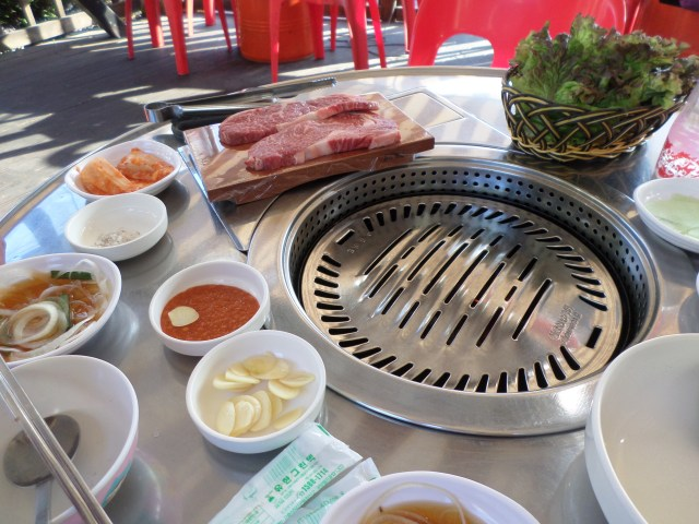 Galbi... words cannot describe the deliciousness