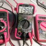 Inexpensive Digital Multimeter
