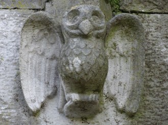 Owl - West Wing, UCC Quad