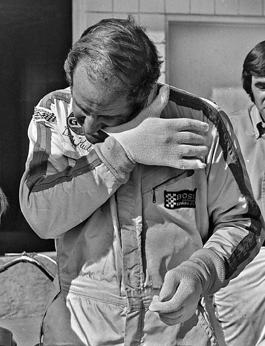 Denny Hulme race car driver a