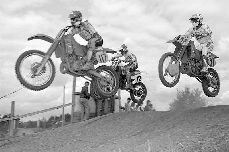 Rick Sheren motocross Aldergrove