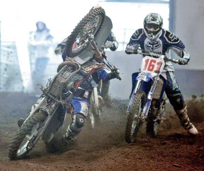 motocross arenacross Abbotsford 2003