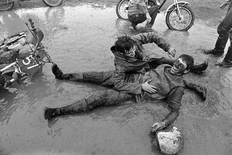 motocross edmonton antler lake 1970