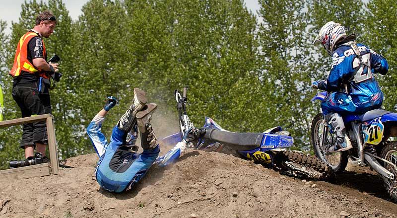 Braydon Stewart motocross 2009