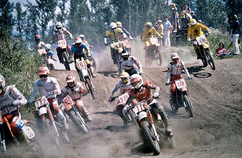 motocross at mission 1983
