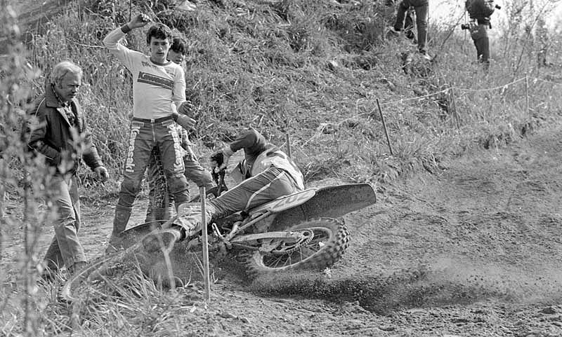 April 1985 CMA motocross at Mission