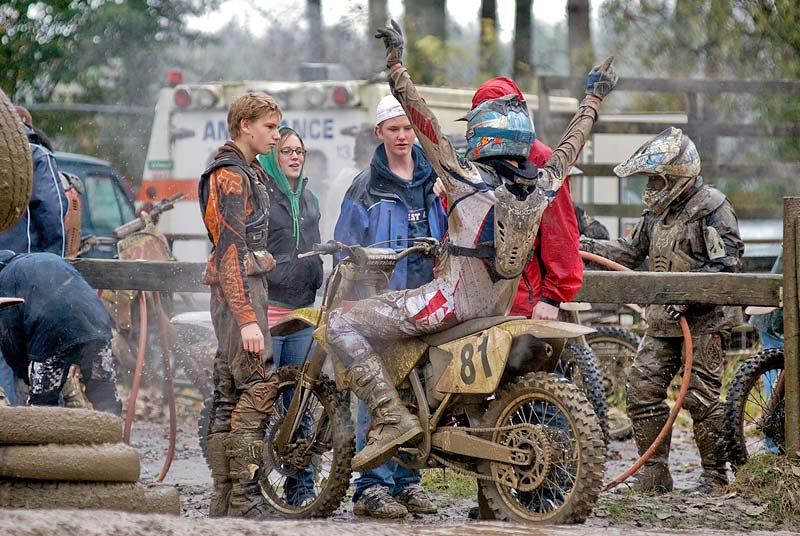 muddy motocross at mission 2007