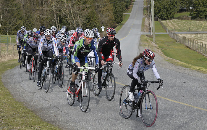 Escape Velocity spring road race series