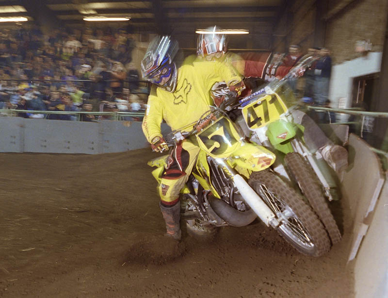 November 4th, 2000 -- Arenacross at Abbotsford Agriplex Arena