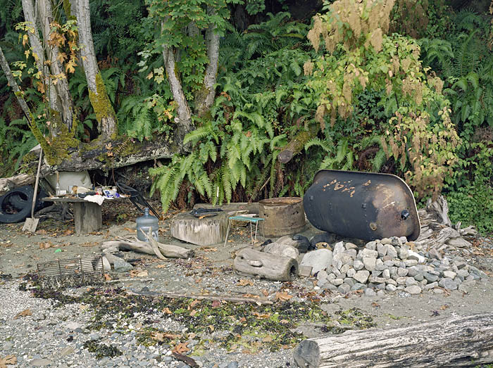 Homeless on Saltspring Island