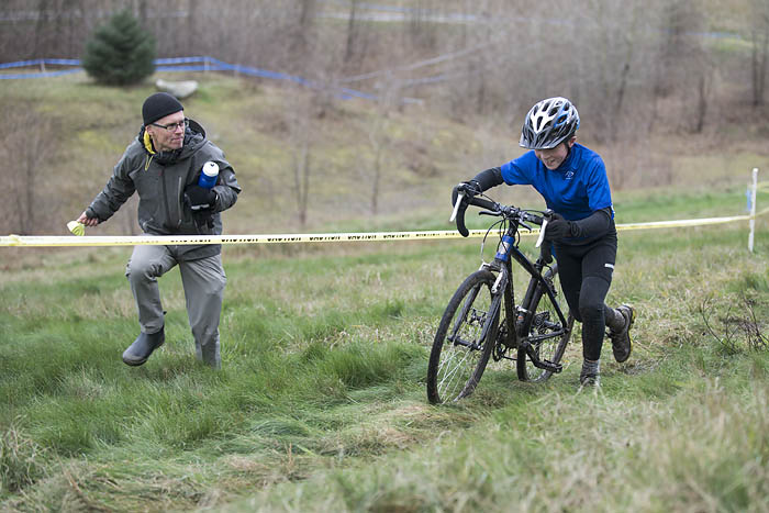 Cyclocross at Aldergrove Lake Park