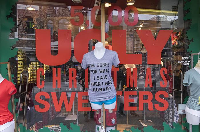 Vancouver T shirt shop