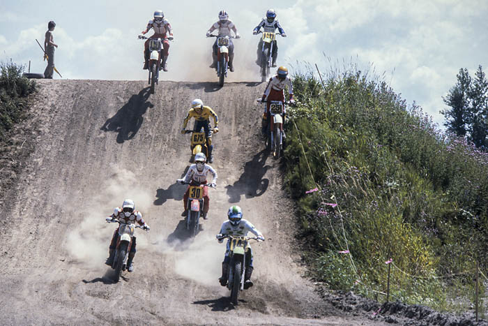Mission motocross track