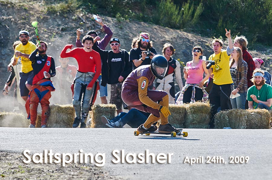 Saltspring Slasher