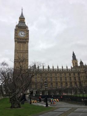 Big Ben & British Parliament