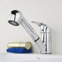 Baytter Mischbatterie Küche mit Spülbrause 1,2 m Spülarmatur