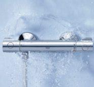 Thermostat Mischbatterie von Grohe Grotherm 800