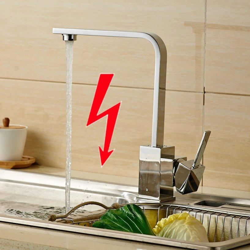 niederdruck k chen mischbatterien mischbatterie ratgeber. Black Bedroom Furniture Sets. Home Design Ideas