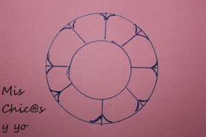 flores cartulina