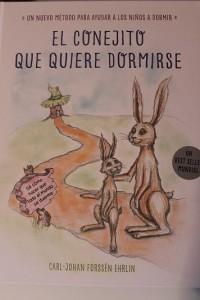 El conejito que quiere dormirse, cuentos infantiles