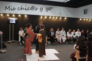 Taller kimonos