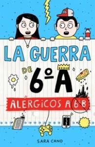 La guerra de 6ºA, Alfaguara