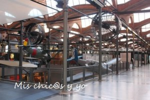 Avionetes Museu Terrasa
