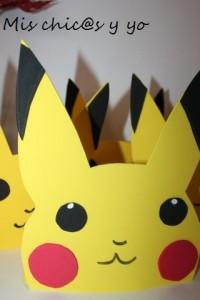 Máscara de Pokémon foami