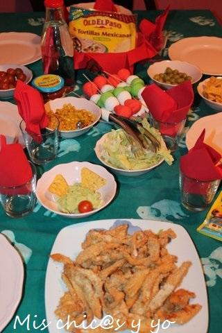 Ideas para fiesta mexicana