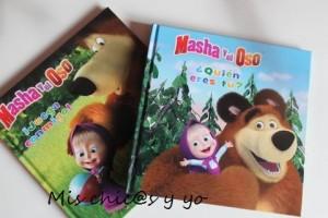 Masha y el oso, colección