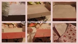 Decorar la caja de fresas