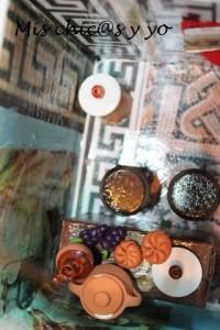 Cocina romana para cursos de primaria