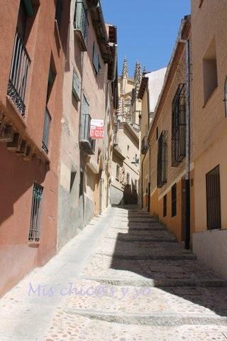 Barrio de Segovia
