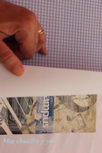 papel scrapbooking
