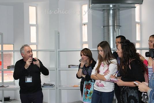 Ferran Adria, BulliLab