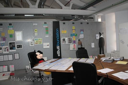 Mickey Mouse en el BulliLab