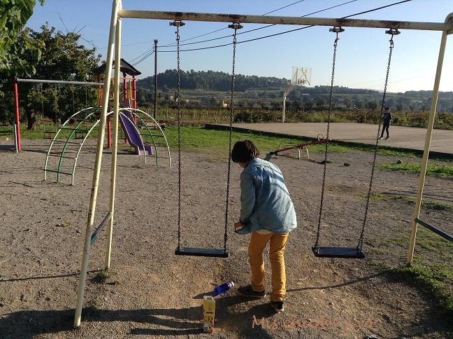 Parque infantil Canals & Casanovas